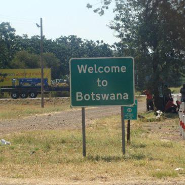 Hello Botswana!